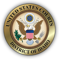 U.S. Courts District of Idaho Seal